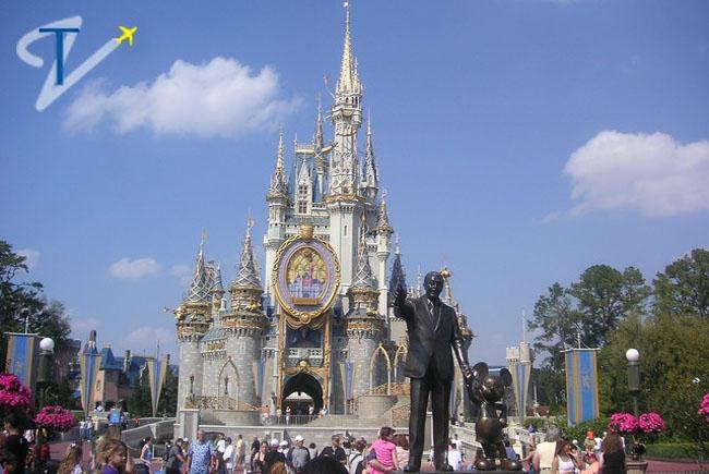 Disney Family Plan con vuelo directo