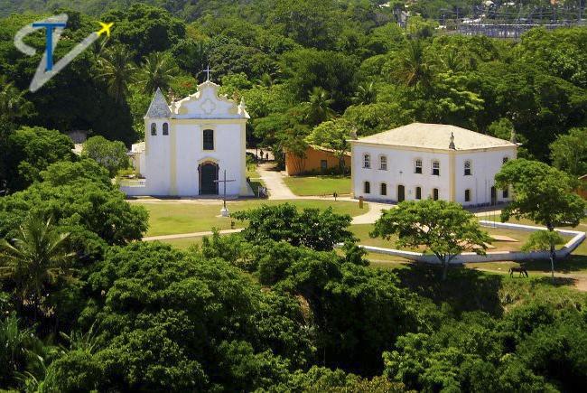 Solas a Brasil, Porto Seguro