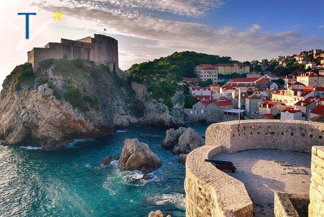 Fantástica Croacia e Italia
