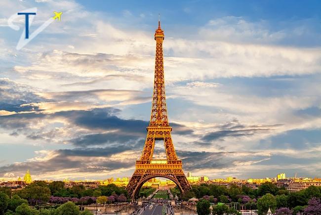 Paris y Paises Bajos